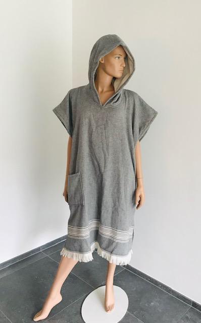 Kaftan grey